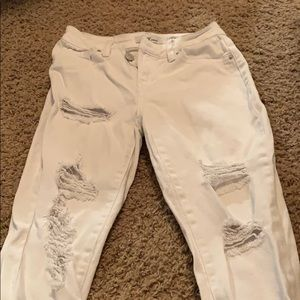 Rue 21 distressed jeans